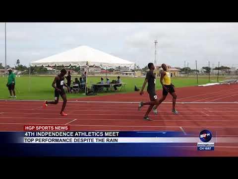 4TH INDPENDENCE ATHLETICS MEET - Leonora Stadium Guyana