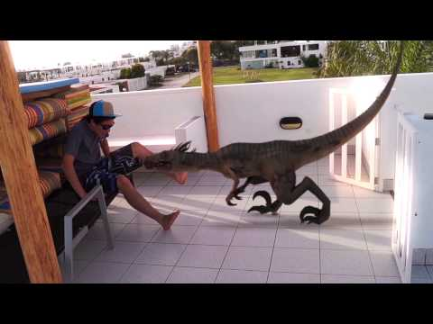 Dinosaur Attack