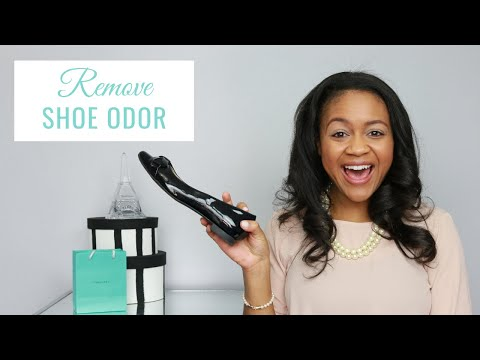 My #1 Way To Remove Odor From Shoes