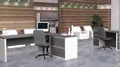 Bestar Connexion Office Furniture