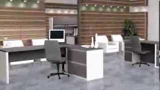 Bestar Connexion Office Furniture