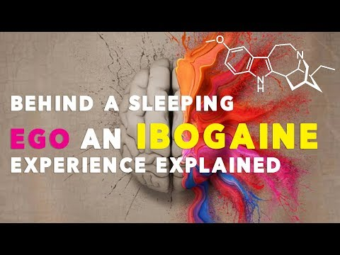 Ibogaine Experience Explained - Behind The ego's Curtain