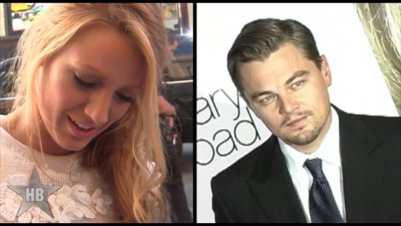 Leonardo Dicaprio Split Up With Blake Lively Youtube