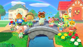 Animal Crossing New Horizons Starting from Scratch AGAIN DAY 24