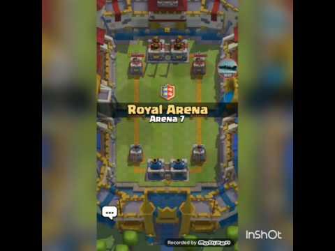 Clash Royale - Mauritius Clan Battle