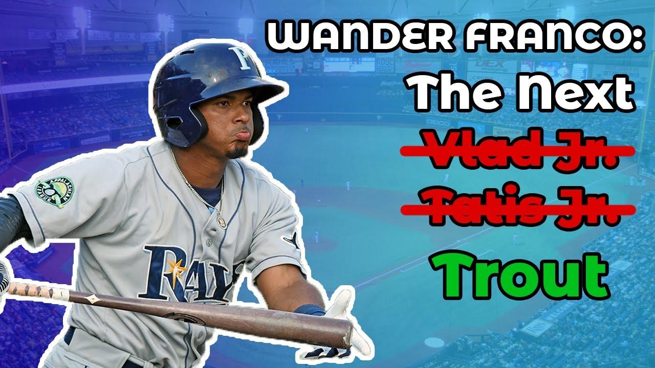 Wander Franco MLB debut: Baseball's top prospect makes history ...