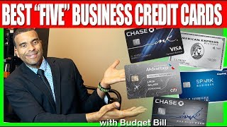Best Business Credit Cards for 2019 (Top 5)