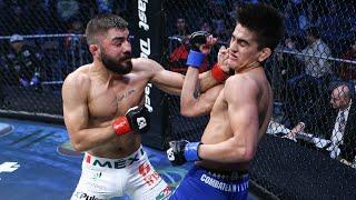 Andre Barquero vs Eduardo Alvarado Full Fight | MMA | Combate San Antonio / Видео