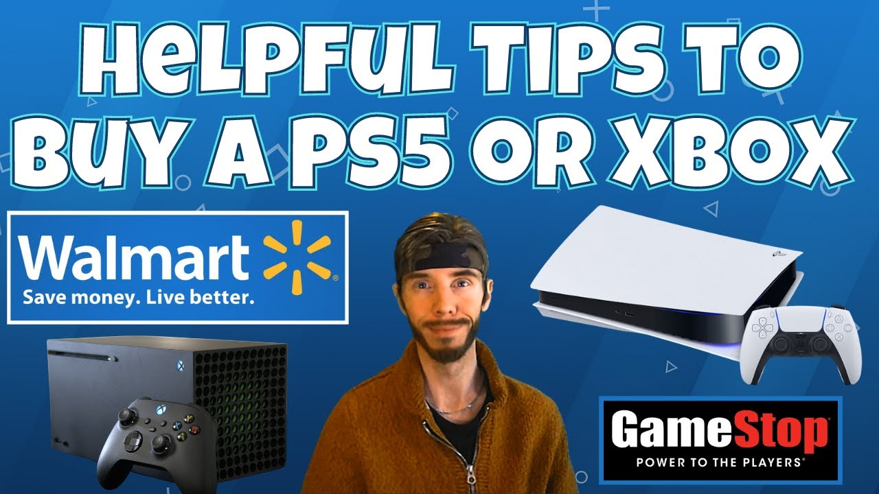 Buy the PS5 on Black Friday? Check here for restocks at Walmart ...