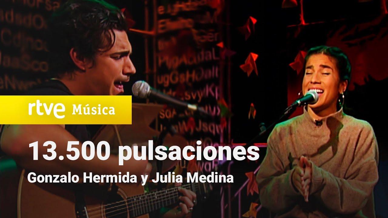 """Gonzalo Hermida y Julia Medina - """"13.500 pulsaciones"""" (Punts de Vista 2021)"""