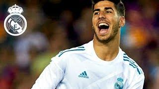 Реал Мадрид - Барселона 17.08.2017 | АСЕНСИО - ГОЛ в ворота БАРСЕЛОНЫ