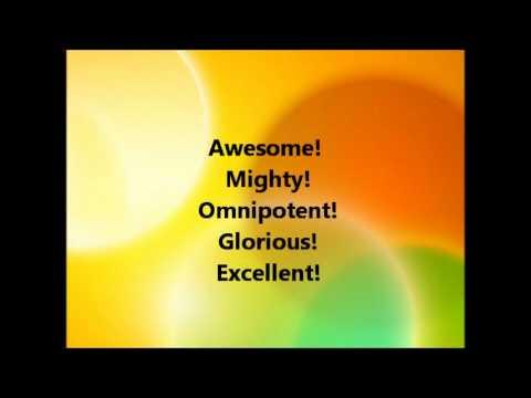 Shekinah Glory  Awesome God