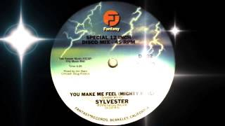 Sylvester - You Make Me Feel Mighty Real (Fantasy Records 1978)