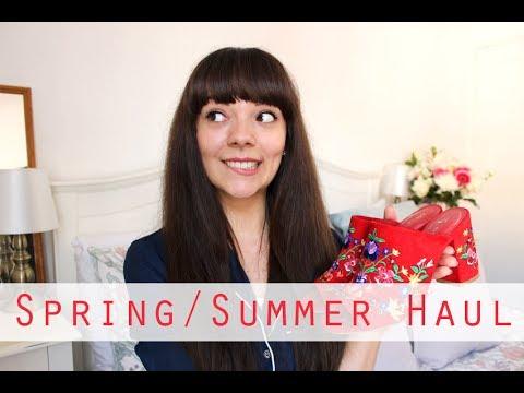 Spring/Summer Haul ft Topshop, New Look,...
