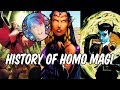 History of Homo Magi
