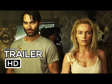 THE DOMESTICS   2018 Kate Bosworth, Tyler Hoechlin Horror Movie HD