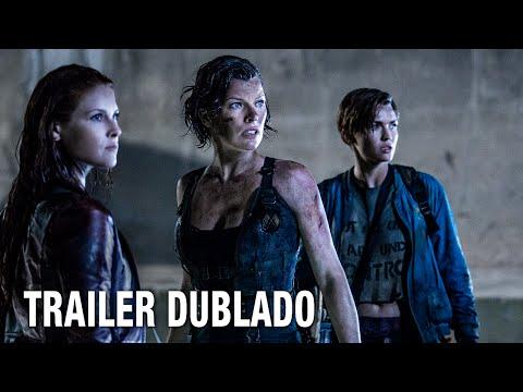 Trailer do filme Resident Evil: O Capítulo Final