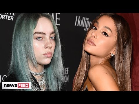 Moran - Billie Eilish PRAISES Ariana Grande For Being THIS!