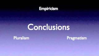 A2 RS: William James - arguments from religious experience in 6 mins