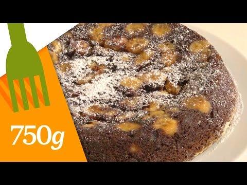 recette-de-gâteau-chocolat-banane---750g