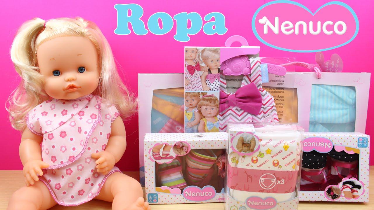 Aparador De Sala Com Espelho ~ Ropa nueva y accesorios de la muñeca bebé Nenuco en español Haul Nenuco Juguetes de Nenuco