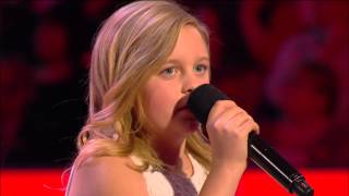 The Poppy Girls - The Call (No Need To Say Goodbye) - Royal Festival of Remembrance + Megan
