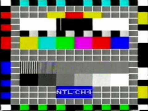 Old Channel 4 Testcard