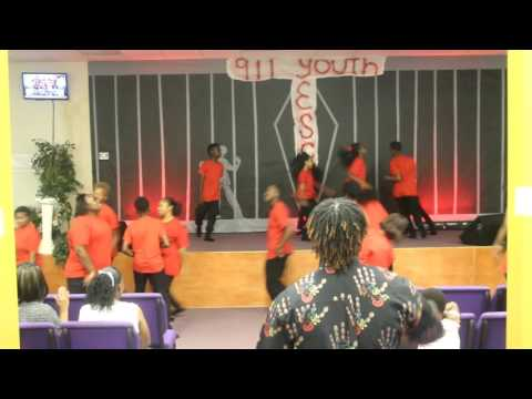"911 Youth Escape Dance ""Get Up"" by Mary Mary"