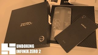 Unboxing Infinix Zero 2 Indonesia