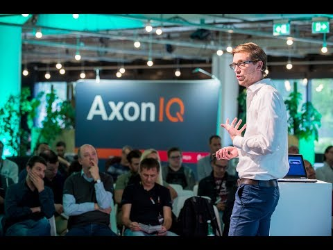 AxonIQ Conference 2017: Using Axon Framework in the trading engine at ETPA