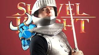 GROCERY PUNCHING • Shovel Knight Amiibo Co-op • Ep 7