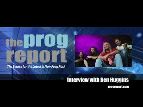 Interview with Ben Huggins (Galactic Cowboys) - The Prog Report
