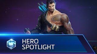 Hanzo Spotlight - Heroes of the Storm