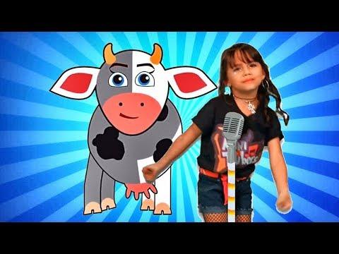 La Vaca Lola | Y muchas más canciones infantiles | ¡35 min de Lunacreciente!