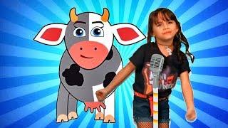 La Vaca Lola | Y muchas más canciones infantiles | ¡35 min de Lunacreciente! thumbnail
