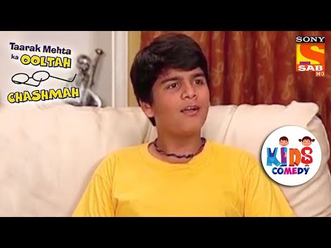 Tapu Gets Inspired By His Grandfather | Tapu Sena Special | Taarak Mehta Ka Ooltah Chashmah