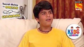 Tapu Gets Inspired By His Grandfather | Tapu Sena Special | Taarak Mehta Ka Ooltah Chashmah