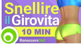 Come Snellire il Girovita Rapidamente. I migliori Esercizi.