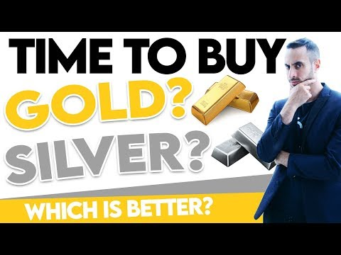 Is NOW The Time To BUY Gold OR Silver Mining Stocks? (Gold Vs. Silver, The New Bull Market)