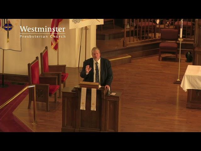WPC Sermon 5 2 21