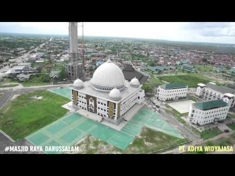 Masjid Raya Darussalam Kota Palangkaraya