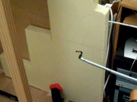 comment fabriquer un fil chaud pour couper du polysty. Black Bedroom Furniture Sets. Home Design Ideas