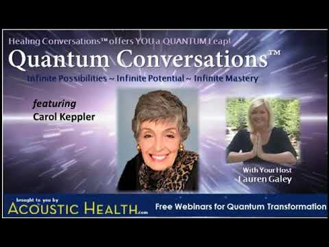 How to Increase Your Cellular Vibrational Capacity for Radical Wellness with Carol Keppler