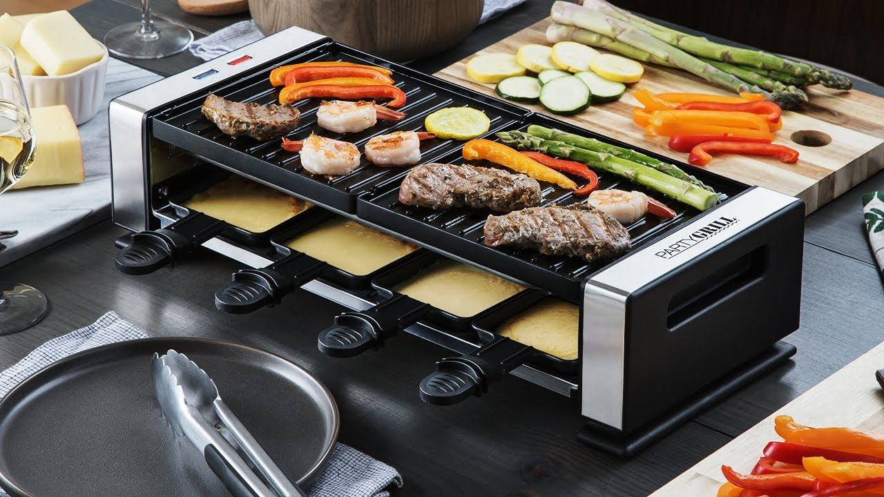 Best Raclette Machine UK