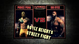 Lucha Underground 11/26/14: MAIN EVENT - Boyle Heights Street Fight