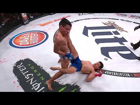 Bellator 180: Lo Que Nos Espera | James Gallagher vs. Chinzo Machida
