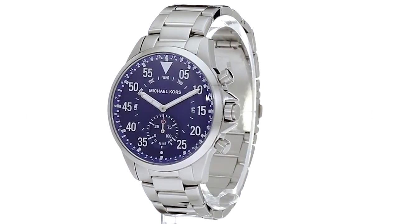 771f9ff7f308 Michael Kors Access Gage Hybrid Smartwatch - MKT4000 SKU 8851357 ...