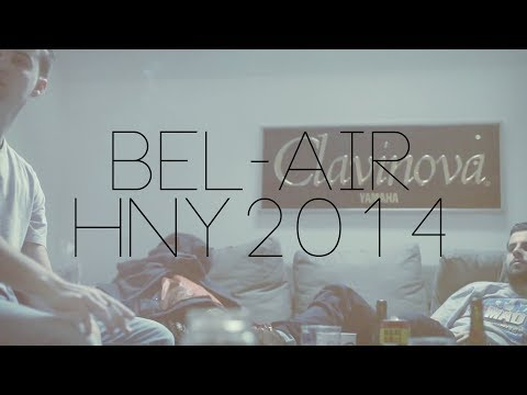 BEL-AIR // BXL // HNY2014