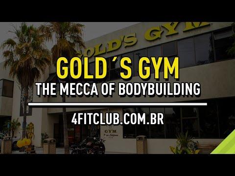 Gold's Gym Venice Beach California - The Mecca