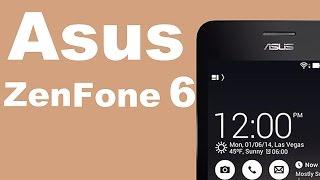 Видео обзор 6 дюймового телефона Asus ZenFone 6(В нашем очередном видео обзоре мы хотим вас познакомить с новинкой от всемирно известной компании, флагман..., 2014-09-23T15:23:05.000Z)